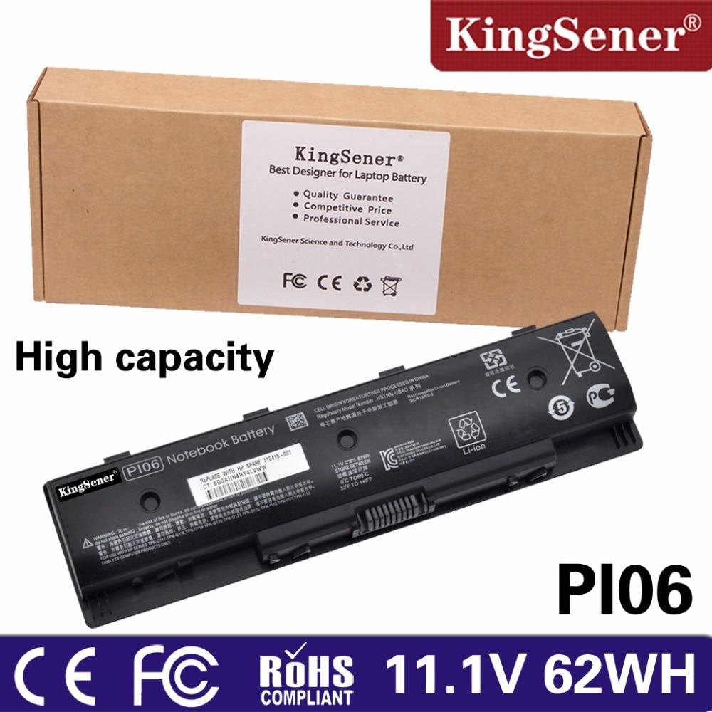 Korea Cell KingSener P106 Laptop Battery for HP Pavilion 14 Pavilion 15 Series PI06 PI09 HSTNN