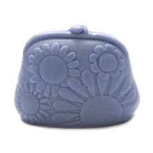 Nicole R1270 Clutch Bag Shapes Silicone Soap Mold Handmade Making Tool