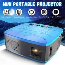 U20 Mini LED Multimedia 1080P Projector 680 Lumen with Short Focus Design for Ho