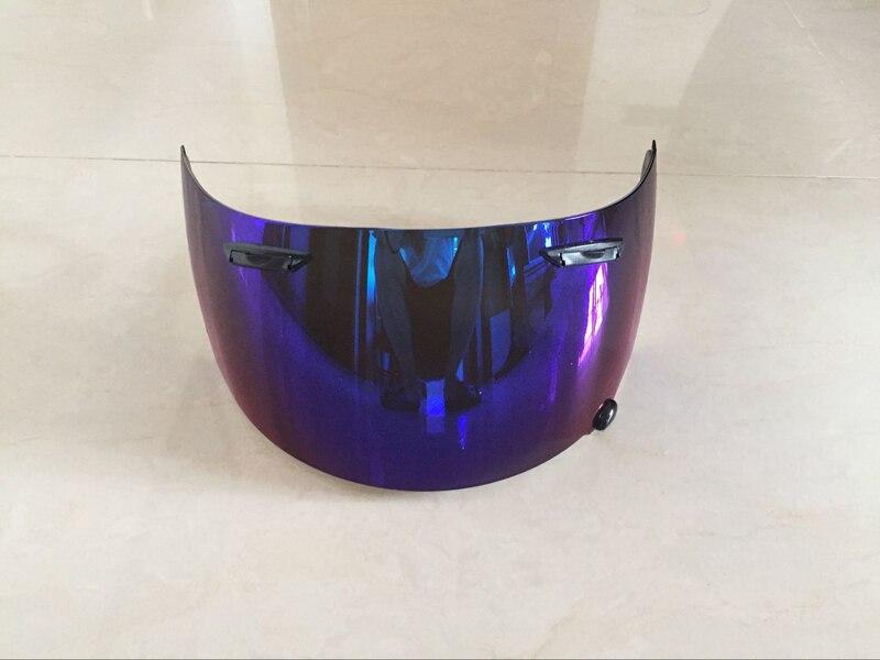 Protective Gear Back To Search Resultsautomobiles & Motorcycles Helmet Visor For Arai Visor Shield Astral X Rx-7 Rr4 Quantum Upgrade Strengthen Blue 100% Original