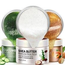 BIOAQUA Body Exfoliating Scrub Gel Deep Cleansing Moisturizi