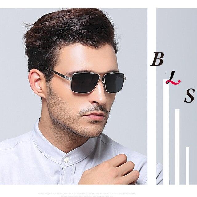 0bae59534f MATRIX Men Sunglasses Polarized Goggles Rectangle Men Sport Outdoor Sunglass  Mens Glasses 2017 Trends 8712