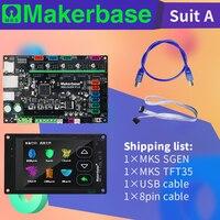 Jogo do controlador do elevado desempenho de makerbase mks sgen e mks tft35|Peças e acessórios em 3D| |  -