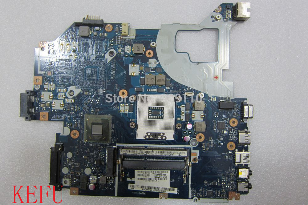 Yourui For ACER Aspire E1-571G V3-571 V3-571G E1-571G Laptop Motherboard LA-7912P NBC1F11001 DDR3 HM70 Mainboard Fully Tested