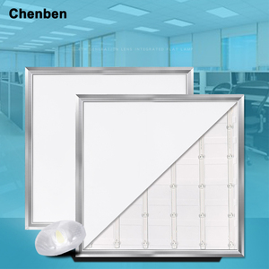 Led Panel Light 220V Indoor Ceiling Lighting Ultra Thin Led Panel Square 300*300MM Surface Mounted Led Flat Light 21W Cold White