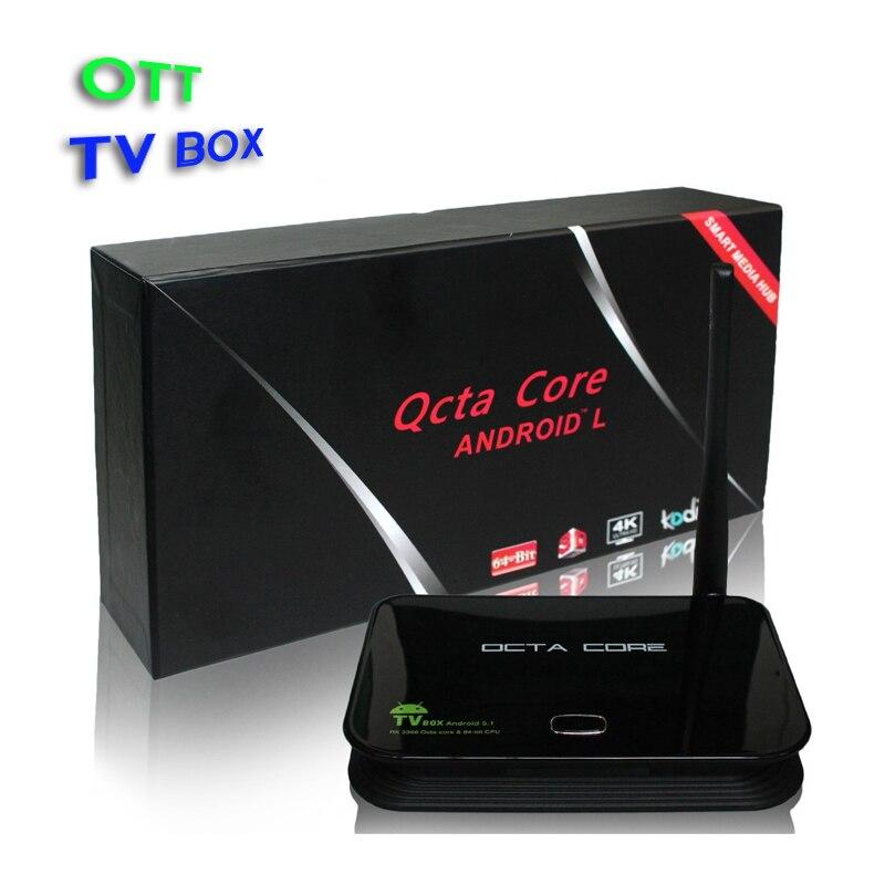 Android 5 1 Octa Core font b Smart b font Tv Box Z4 Rk3368 2Gb 16Gb