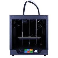 Miễn phí vận chuyển Flyingbear-Ghost4 3D Máy In full khung kim loại Cao Cấp 3D Bộ máy in imprimante impresora Kính nền tảng