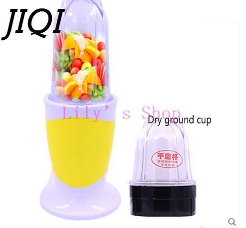 Mini portable electric juicer Blender fruit Juice mixer maker extractor baby food supplement Smoothie Making machine EU US plug 2017 hot mini blender multifunctional superfood extractor blenders professional fruit mixer machine vegetable processor juicer