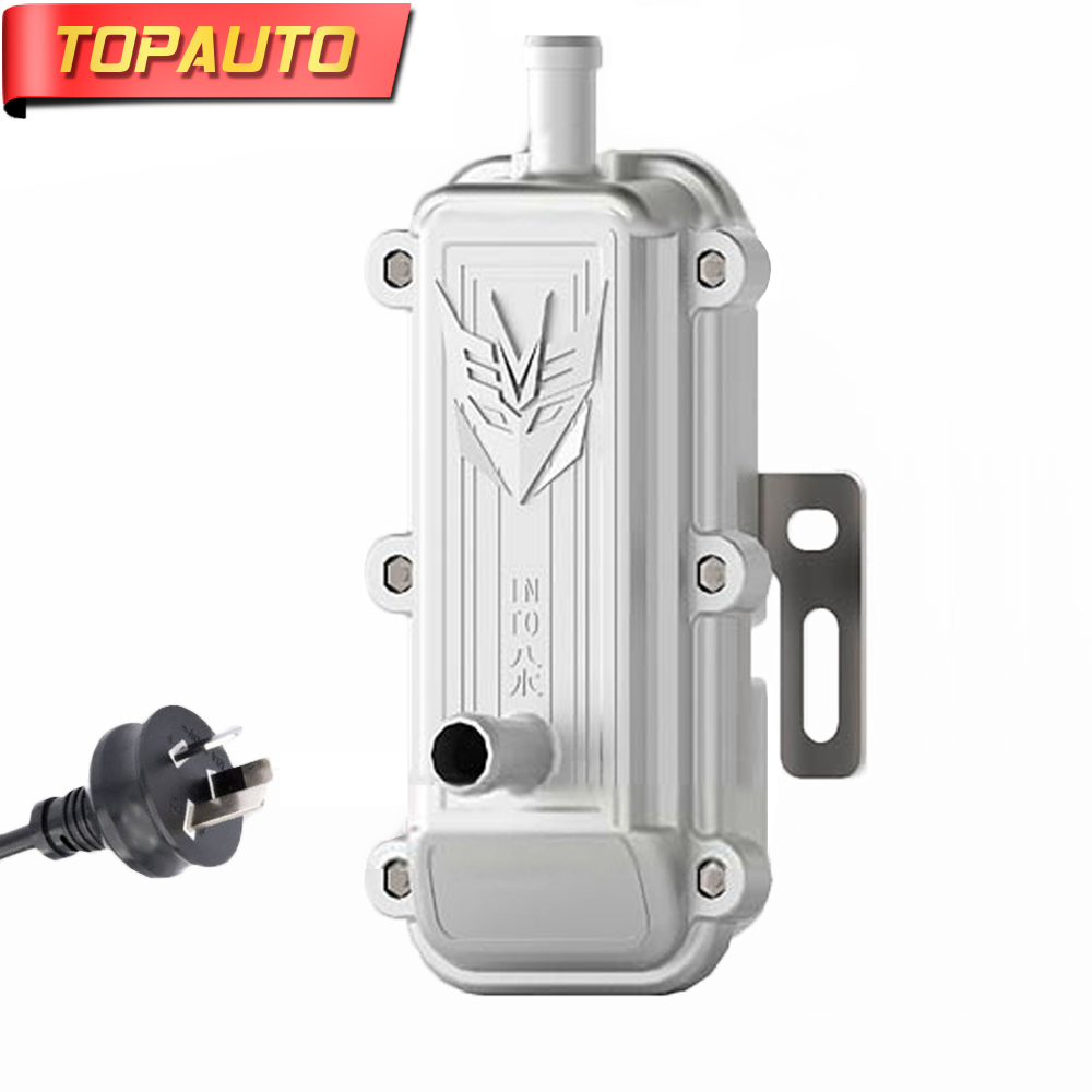 TopAuto 220V 3000W Automotive Engine Heater Car Preheater Preheating Not Webasto Motor Air Parking Heater Fan Winter Heating awei es900i stylish in ear earphone w microphone for iphone 4 black 3 5mm plug 125cm cable
