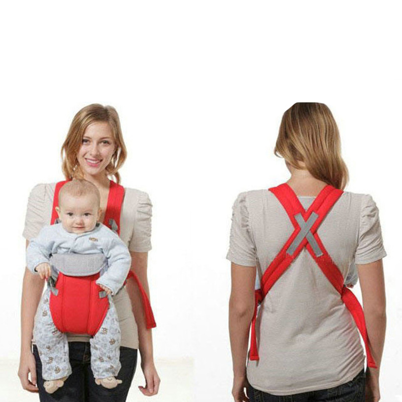 Ergonomic Baby Carriers Activity Gear Multifunctional Infant Sling Child Kangaroos Kids Bag Care Carrier Wrapped Suspenders