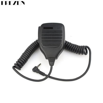 Handheld Speaker Microphone 3.5mm Shoulder MIC For YAESU VERTEX Two Way Radios VX-1R VX-2R VX-3R VX-5R 354 FT-10R Walkie Talkie тангента для рации yaesu vx 3r ft 60r 250r mh 34 b4b