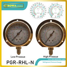 Radial-Pressure-Gauge R407c R404a R134a One-Pair of R22 And Includes
