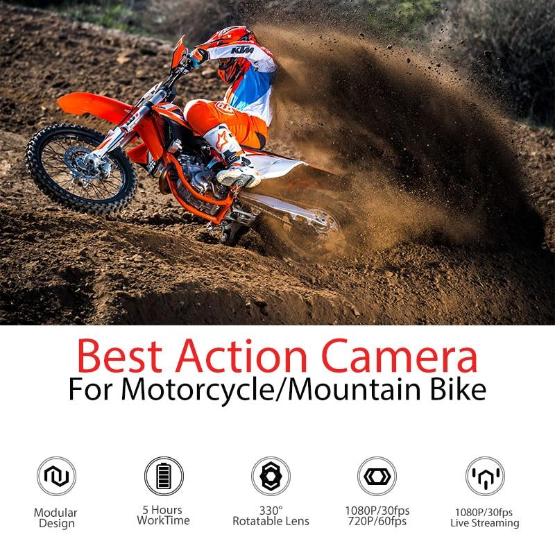Drift Ghost X MC Akcijska kamera Ambarella 1080P Motocikl Bicikl - Kamera i foto - Foto 5