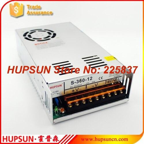 LED driver 24v 15a DC12V LED Driver power source 12v 30A for LED switch power supply