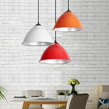 Modern Light Led Aluminum Pendant Lights Restaurant Pendant Lamp Kitchen Fixtures Decor HangLamp Industrial Luminaire Lighting стоимость