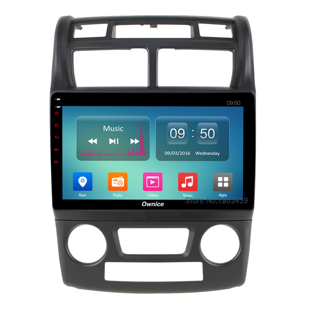 Octa Core 2GB+32GB C500+ 9 Android 6.0 4G WIFI DAB+ Car DVD Player Radio For Kia Sportage 2007 2008 2009 2010 2011 2012 2013 ownice c500 4g sim lte octa 8 core android 6 0 for kia ceed 2013 2015 car dvd player gps navi radio wifi 4g bt 2gb ram 32g rom