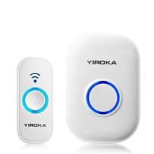 80 meters wireless intelligent digital doorbell old pager welcome device US regulations British regulations European regulations