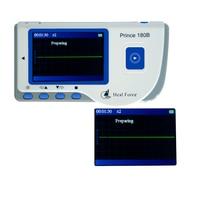 PC 80B Advanced Handheld ECG Monitor Mini Portable LCD Electrocardiogram Heart Monitor Monitoring Health Care Machine