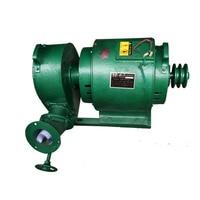 Water flow horizontal and flush dual use three kilowatt small hydroelectric generator 3000 watts