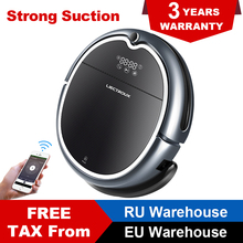 LECTROUX Robot Vacuum Cleaner Q8000 WiFi, Map Navigation, Wet and Dry Mop, Suction 3KPa Virtual Blocker For Pet Hair Hard Floor melanie mcgrath hard soft and wet
