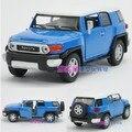 Candice guo! New arrival Kinsmart super cool 1:36 mini FJ CRUISER car alloy model car toy 1pc