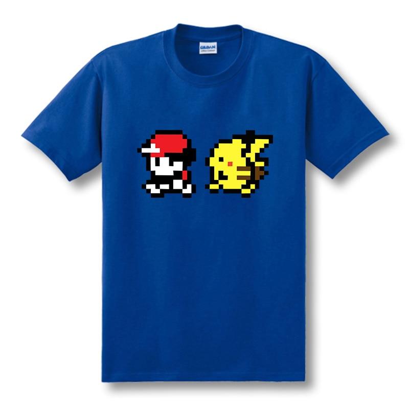 novo-font-b-pokemon-b-font-ash-e-pikachu-dos-desenhos-animados-t-shirts-homens-de-manga-curta-anime-mens-clothing-falso-top-tees
