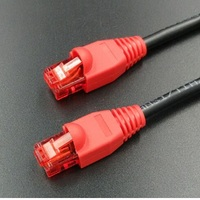 New 30m 98ft 20m 65ft CAT5e Cabo Flat CAT 5e UTP Ethernet Network Cable RJ45 Patch