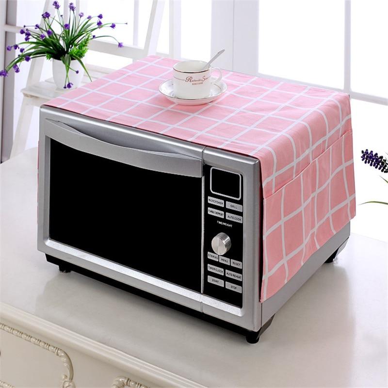 Pletena bombažna mikrovalovna pečica zajema mikrovalovno pečico - Gospodinjski izdelki