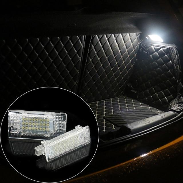 Nice LED Luggage Lamp Interior Dome Light Car Trunk Light Lamp Bulb For Mini  Cooper One S
