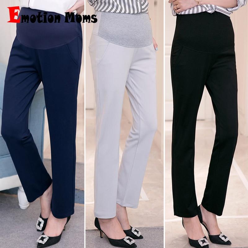 Emotion Moms Maternity Clothes Maternity Pants&Capris pregnancy Pants Maternity trousers For Pregnant Women Pregnancy Pants
