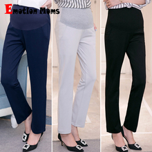 Emotion Moms Maternity Clothes Maternity Pants&Capris pregnancy Pants Maternity trousers For Pregnant Women Pregnancy Pants(Hong Kong,China)