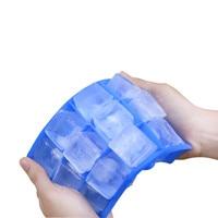 15 cavity silicone ice mold tray