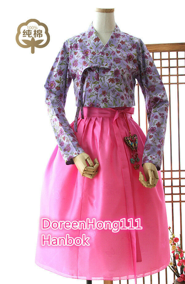 2019 Popular New Modern Hanbok Fushion Hanbok Korean Traditional Hanbok Dress Modernized Hanbok Clothing Gift