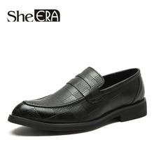 2019 Casual New Fashion Men Tassel Loafers PU Leather Formal Shoes Elegant Dress Shoe Simple SlipOn Man Casual Footwear Dropship