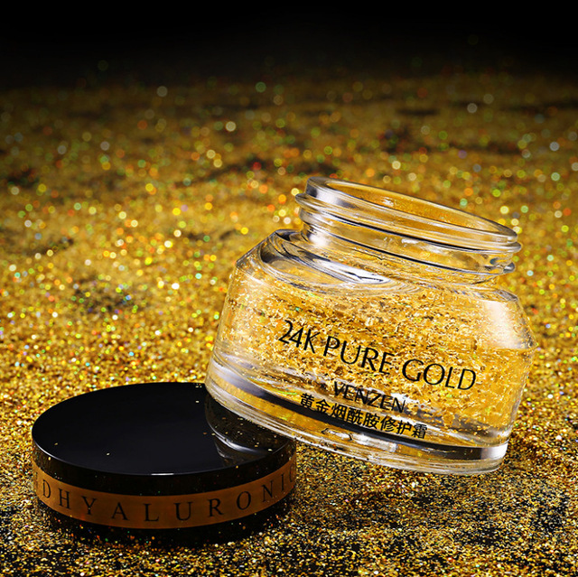 Set Gold Essence Cream Face