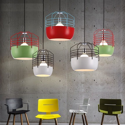 IWHD Modern Iron Led Pendant Light Fixtures Dining Kitchen Hanging Lamp Home Lighting Color Design Lamp Luminaire Suspendu iwhd 25 heads lampen iron modern pendant light fixtures glass ball led hanging lamp home lighting luminaire suspendu lustre