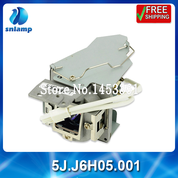 High quality replacement projector lamp bulb 5J.J6H05.001 for MS500P quality replacement projector lamp