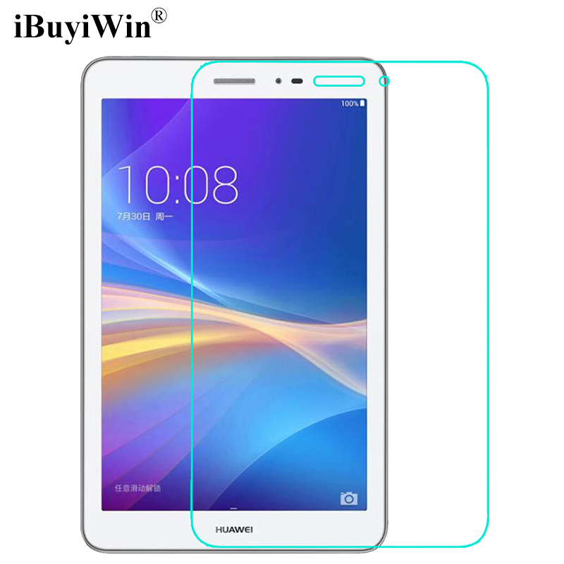 9H Tempered Glass Screen Protector For Huawei MediaPad T1 8.0 S8-701U S8-701W T1-821W T1-823L 8 Inch Tablet Toughened Glass Film