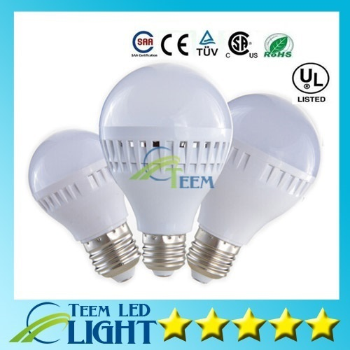 DHL Super Bright Led Bulb 3W 5W 7W SMD2835 LED Globe