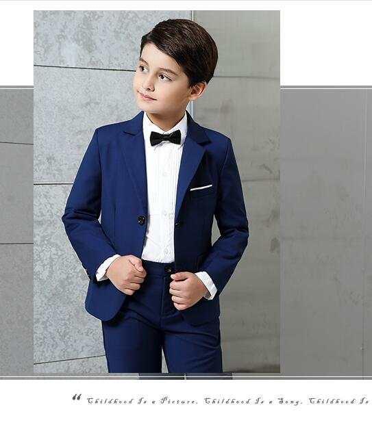 c8de6ff9b2ae 2017 new arrival fashion baby boys kids blazers boy suit for weddings prom  formal 5 packs