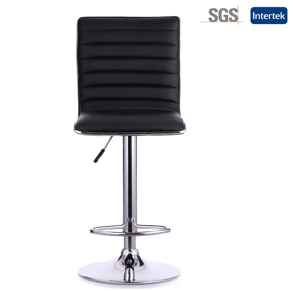 PU Leather Bar Stool IKAYAA 2PCS/Set of 2 color Pneumatic Swivel Bar Stools Chairs  sc 1 st  AliExpress.com & Compare Prices on Adjustable Kitchen Stool- Online Shopping/Buy ... islam-shia.org