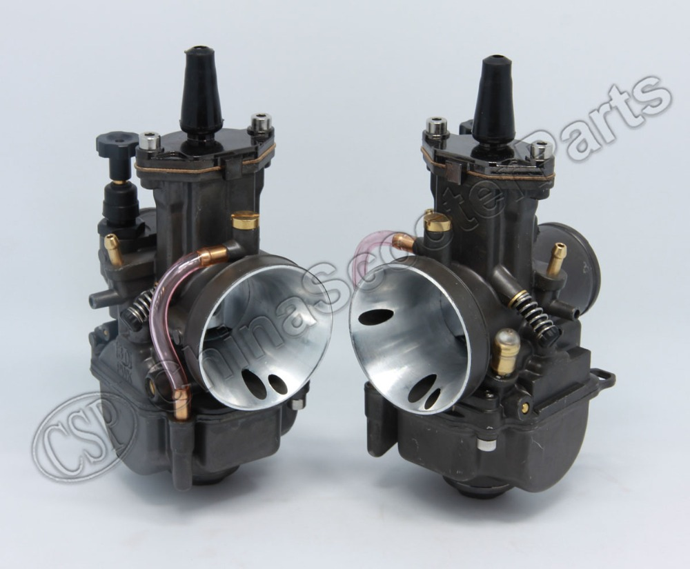 US $140 0 |Triumph T140 PWK Carburetor 30 30MM Dual Set For Keihin Amal MK  II Alternative Flatslide 30mm Spigot 750-in Carburetor from Automobiles &