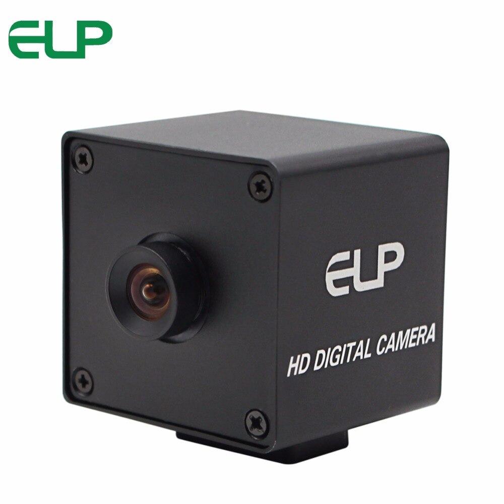 No distortion lens USB Webcam 5MP Mjpeg YuY2 2592x1944 CMOS usb Surveillance Camera for Linux Windows MAC OS