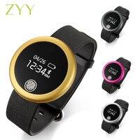 S6 Waterproof Smart Watch Bluetooth 4 0 Sports Bracelet Fitness Tracker Sleep Heart Rate Monitor For