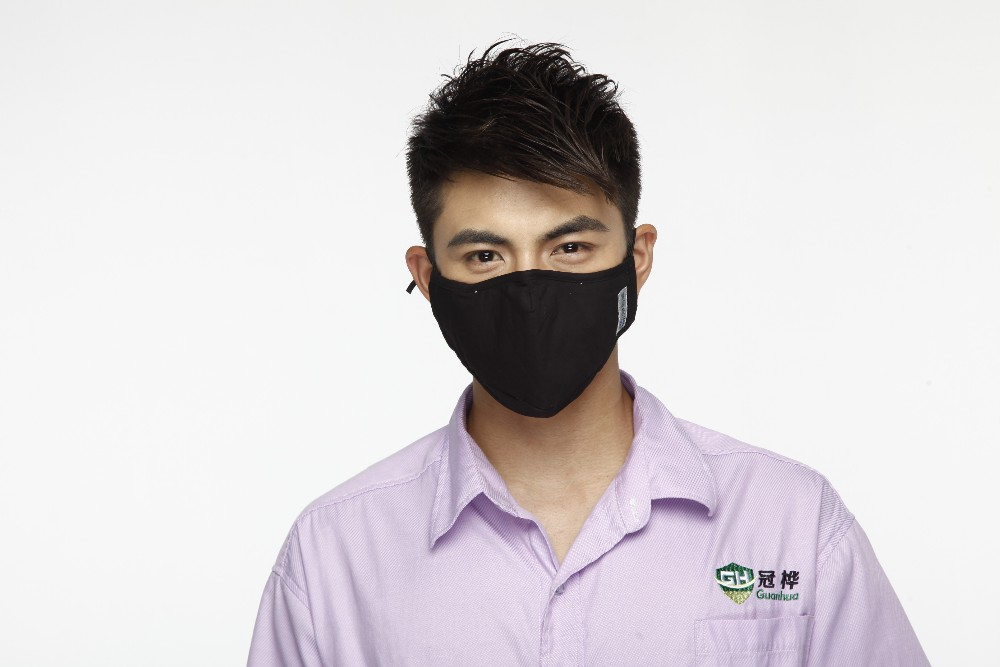 Anti dust-masks PM 2.5 mask Cotton dust training masks wind proof mouth-muffle flu face masks Activated carbon filtration Black anti dust maskspm 2 5 mask cotton training dust masks windproof mouth muffle with breathing valve activated carbon filtration