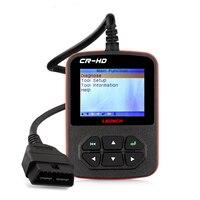 LAUNCH Creader CR HD Heavy Duty Code Reader Scan Diagnostic Truck Scanner HD Plus Diagnostic Tool