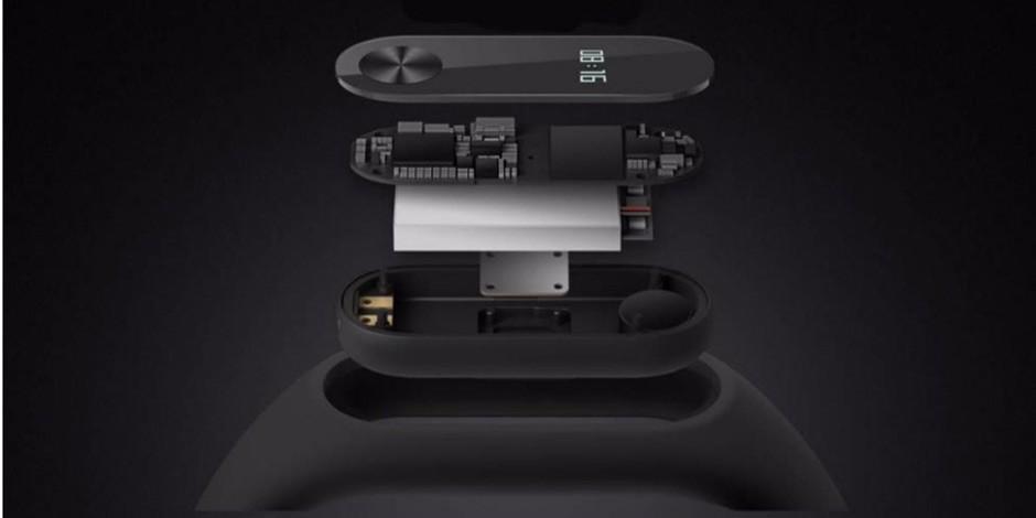 Oryginalny xiaomi mi kompania 2 inteligentnego bransoletki wristband mi kompania 2 fitness tracker bransoletka smartband pulsometr 18
