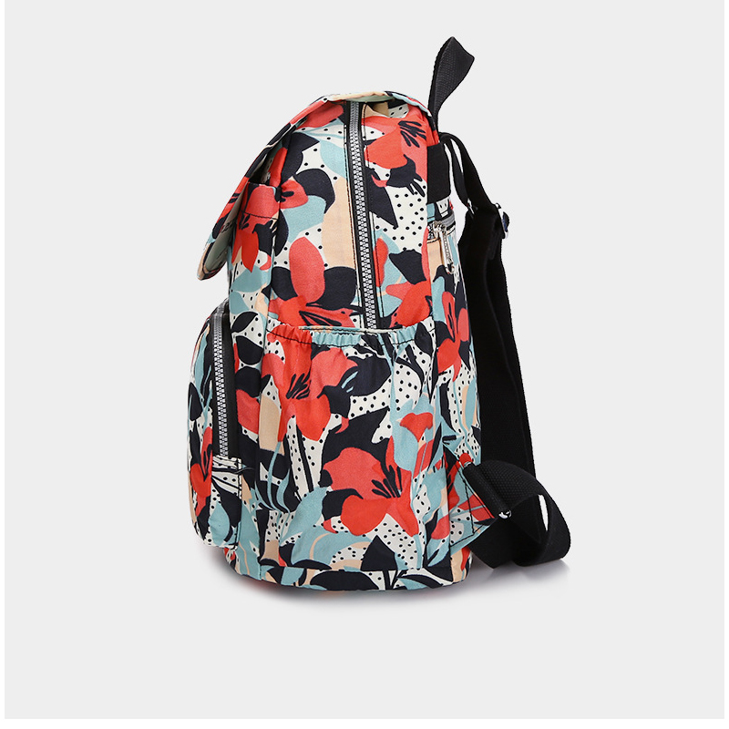Ms. Backpack Mummy bag large capacity mother baby multi-function waterproof outdoor travel diaper bag baby care package