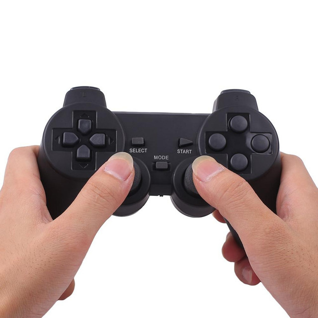Cewaal Hot 2.4G Wireless Gamepad PC For PS3 TV Box Joystick 2.4G Joypad Game Controller Remote For Xiaomi Android