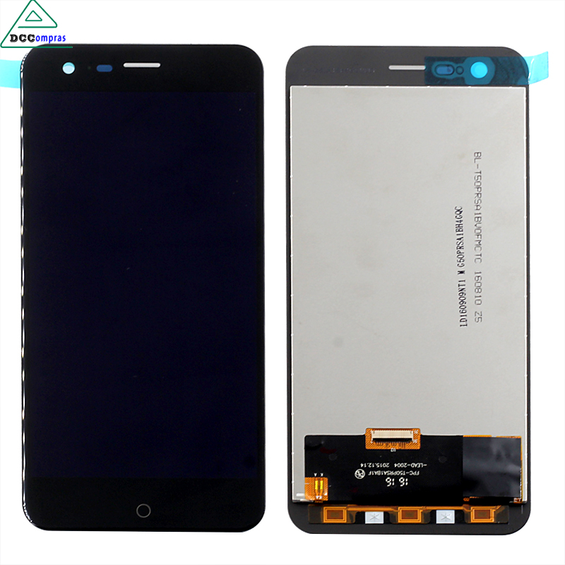 ФОТО Original Quality For Ulefone Paris  LCD Display With Touch Screen Digitizer Panel Assembly Ulefone paris 1280x720 HD 5.0 inch